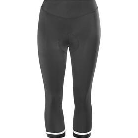 Etxeondo Koma 2 3/4 Pants Women black/white